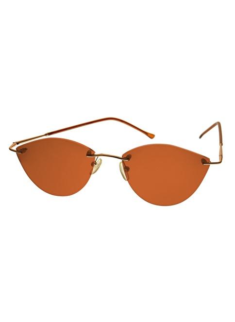 Elia Sunglasses Güneş Gözlüğü Kahve